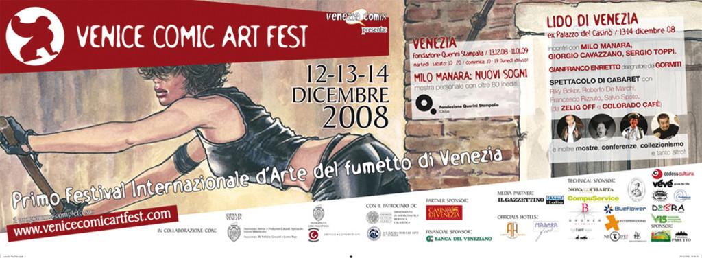 Festival Venice Comic Art Fest